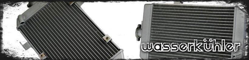 Wasserkühler für ATV / MX