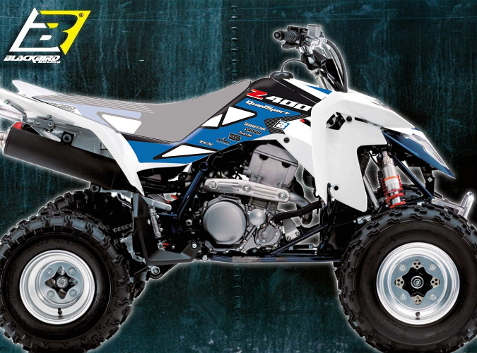 Blackbird Racing Dekorsatz Suzuki Ltz 400 Dream 2 Atvx24com