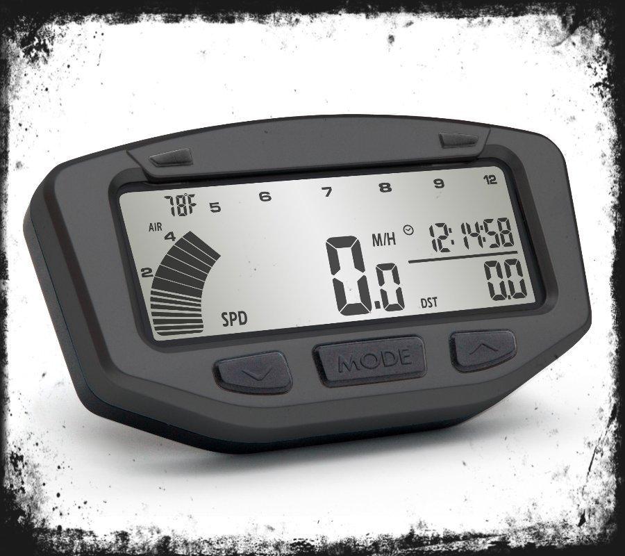 trailtech vapor tachometer yamaha yfm 660r raptor 39 01 39 05. Black Bedroom Furniture Sets. Home Design Ideas